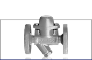 Bimetallkondensatableiter BK 45