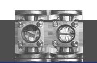 Schauglas BF 880 mit Rotor